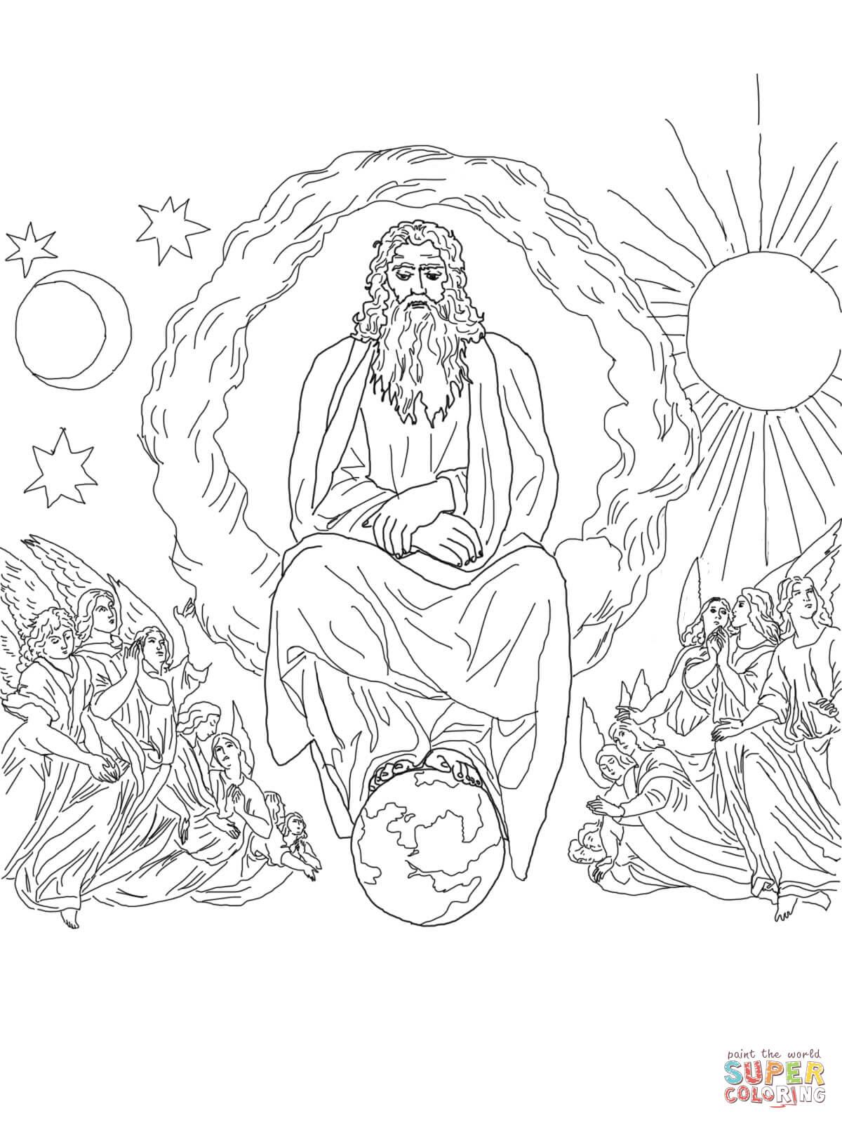 Dibujo De Sabbat