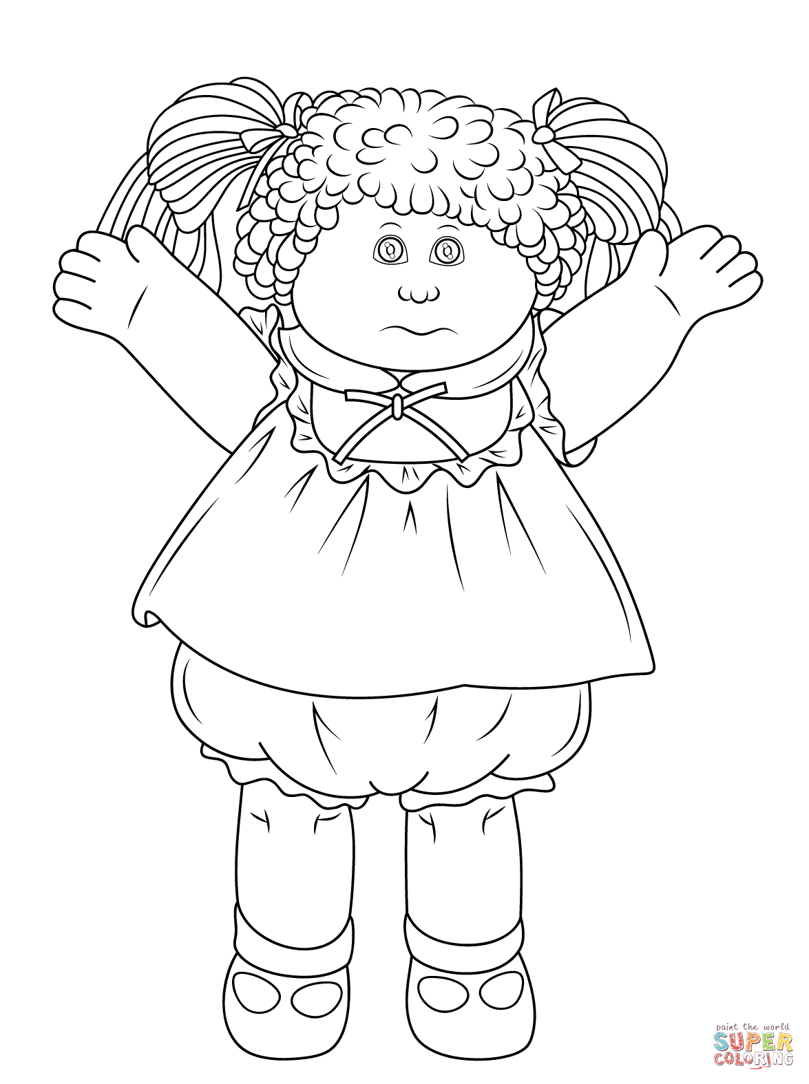 Cute Doll Images For Drawing