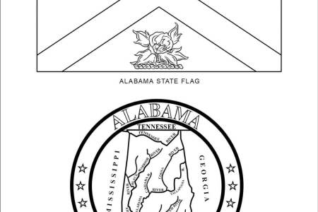 Pinterest Alabama Bird And State Yellowhammer The Was Designated Official Coloring Page