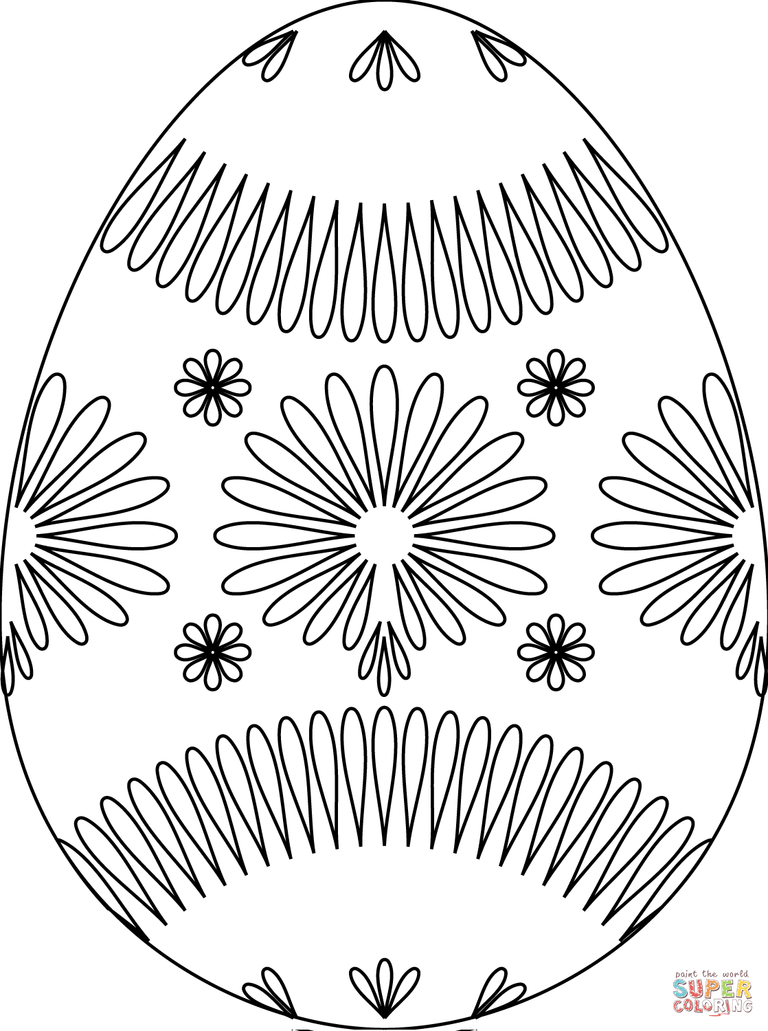Printable Mirror Coloring Template Sketch Coloring Page