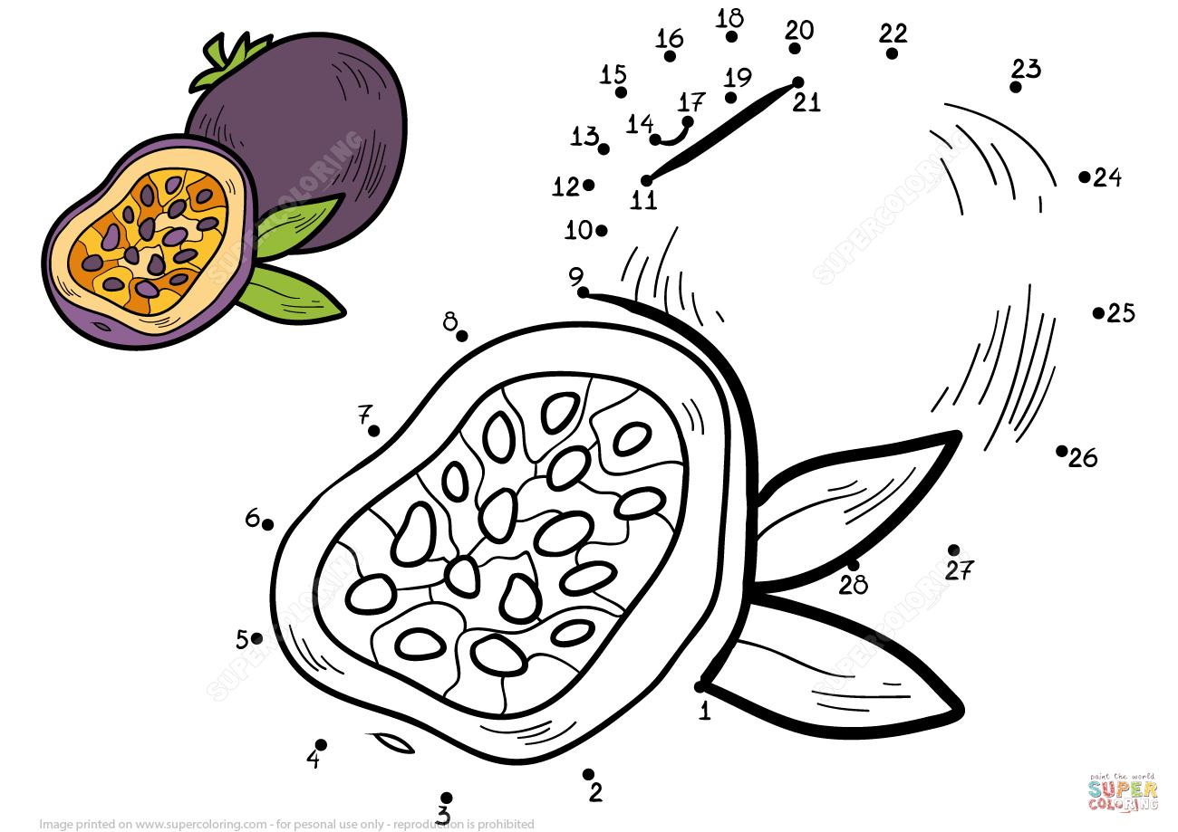 Passion Fruit Dot To Dot