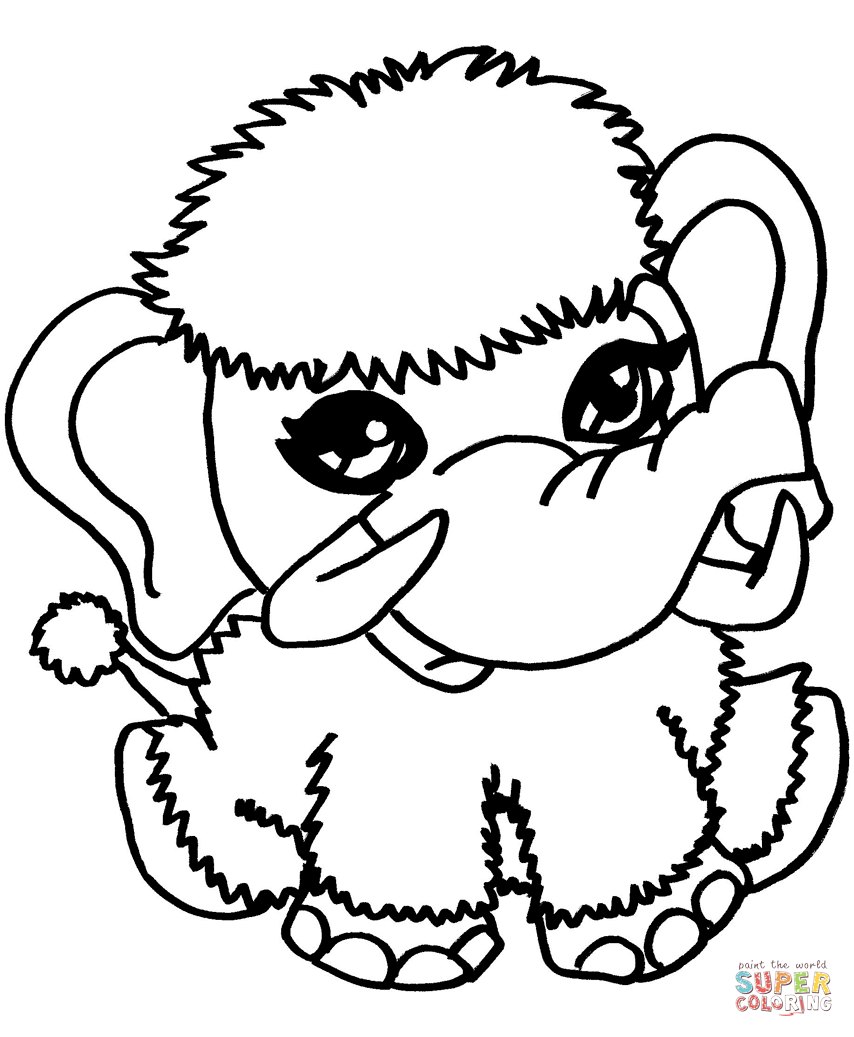 Cleo De Nile Monster High Pets Coloring Pages