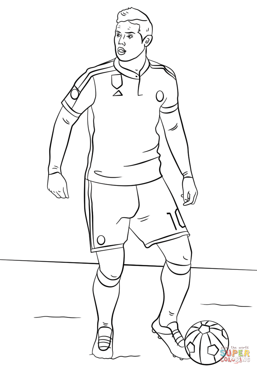 cr messi neymar coloring pages coloring pages