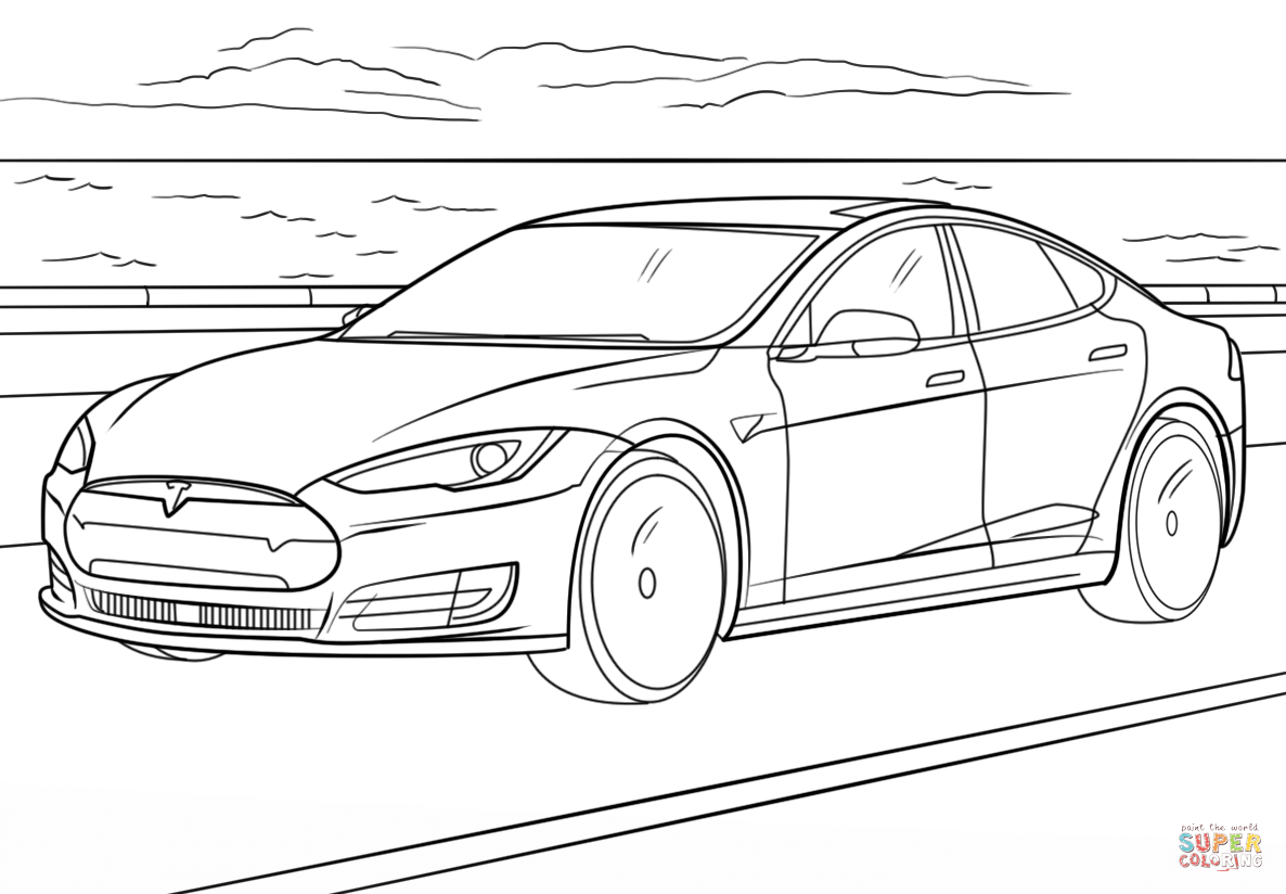 Tesla Wiring Diagrams