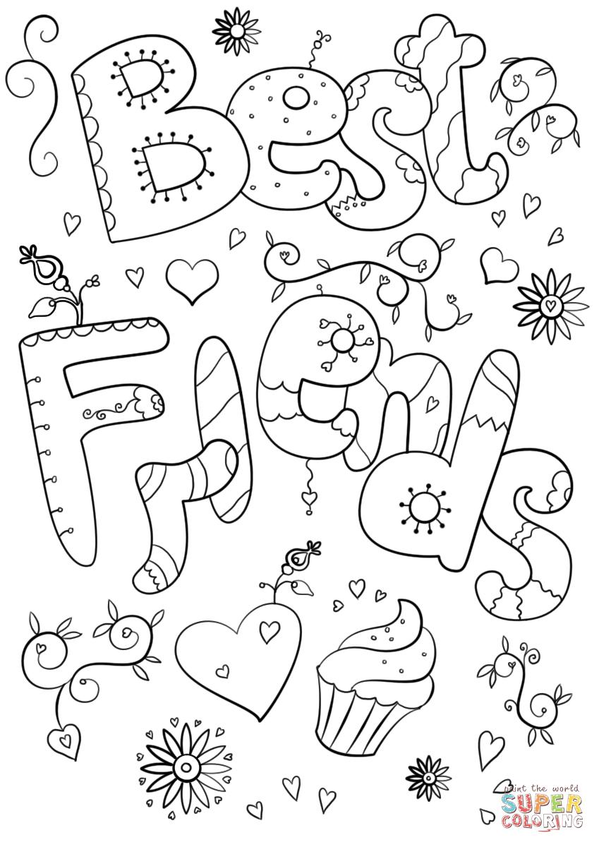 Dibujos Tumblr De Mejores Amigas Para Pintar Mejores Amigas