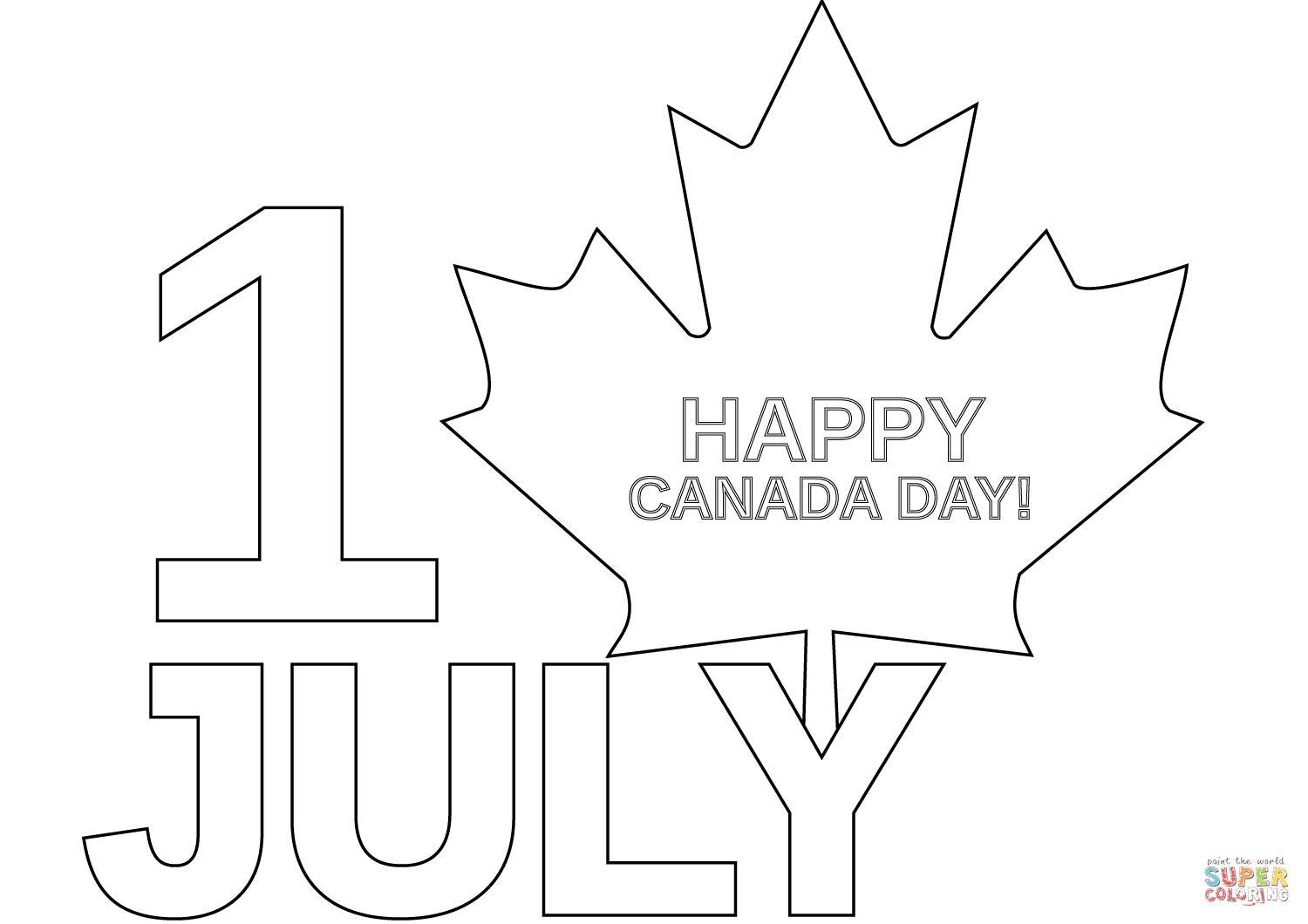 1st Of July