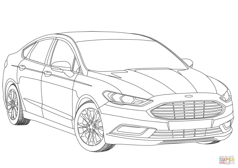 Ford Mondeo Mk V Varityskuva