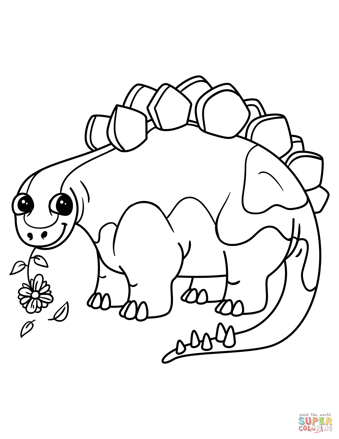 Dinosaur Outline Template | Wiring Diagram Database