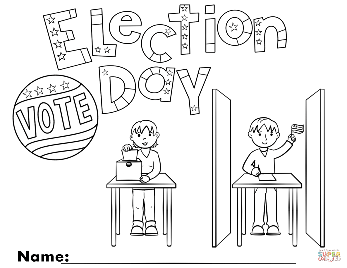 Election Worksheet