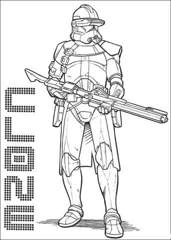 star wars clone wars coloring pages # 3