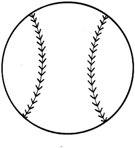 Ball Coloring Page Free Printable Coloring Pages