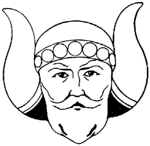 viking coloring pages # 32