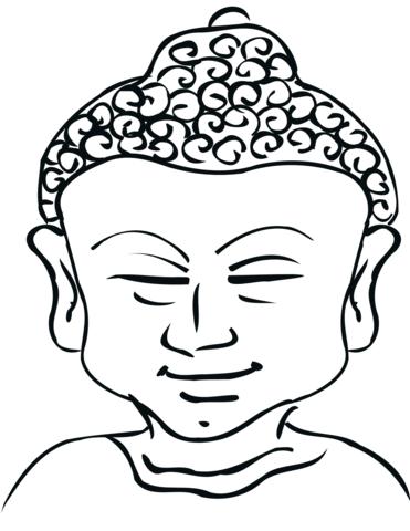 Buddha Bilder Kostenlos Creative Idea Buddha Malvorlage
