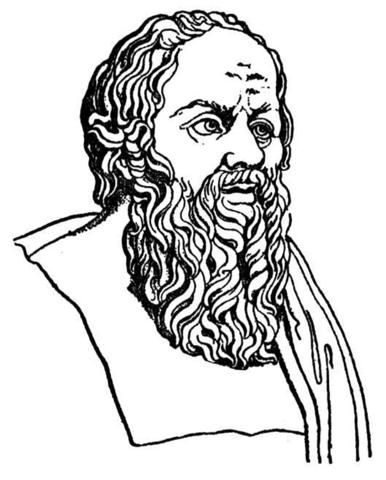 Ausmalbild Sokrates Ausmalbilder Kostenlos Zum Ausdrucken