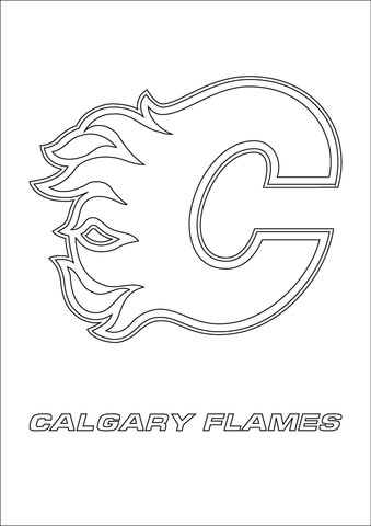 flames coloring pages # 5