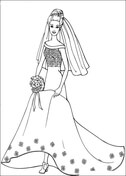 Barbie Coloring Pages Free Coloring Pages