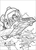cloudy with a chance of meatballs coloring pages # 23