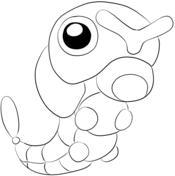 Ausmalbilder Pokemon I Generation Malvorlagen Kostenlos