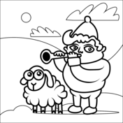 Religious Christmas Coloring Pages Free Coloring Pages