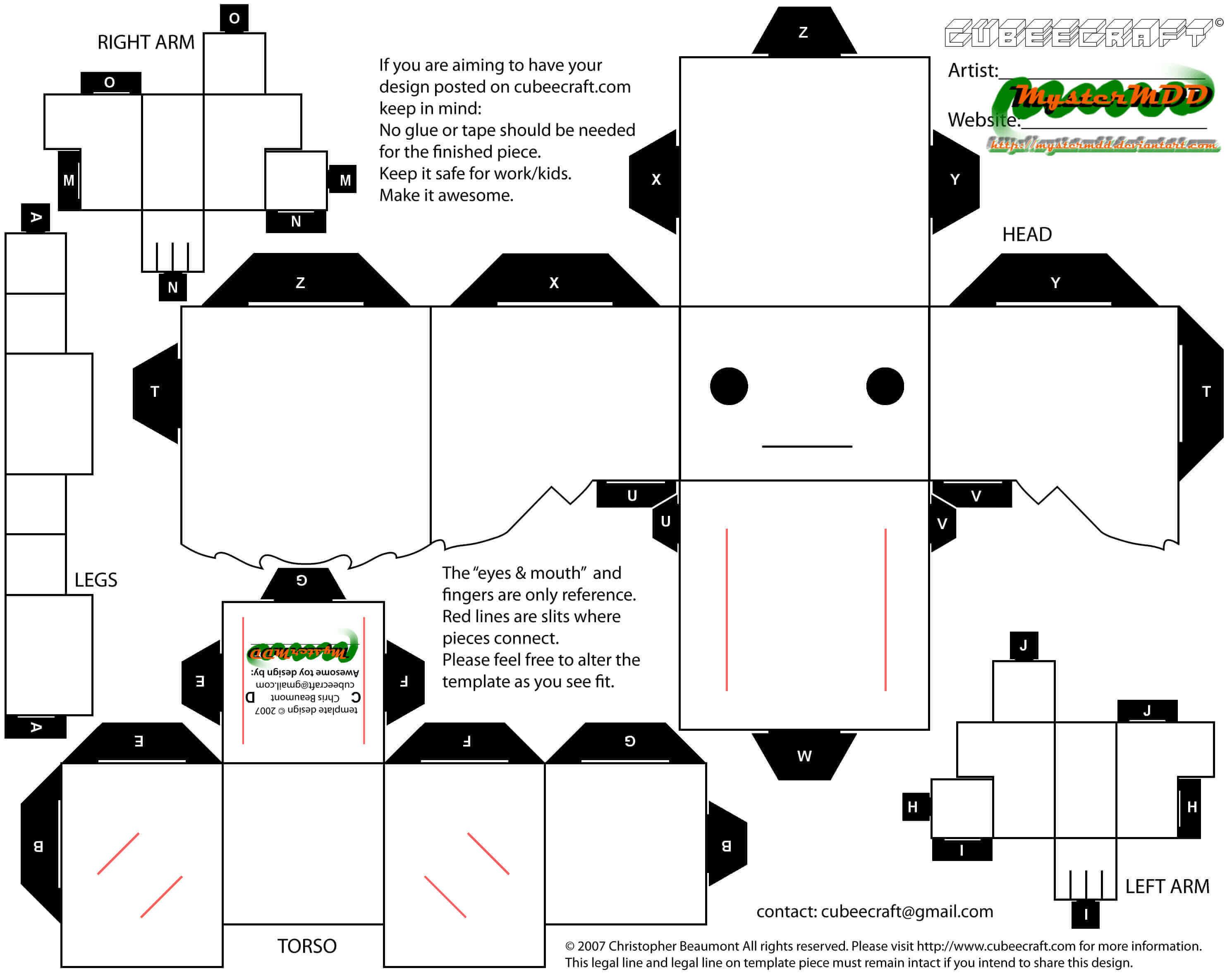 Cubecraft Minecraft Games