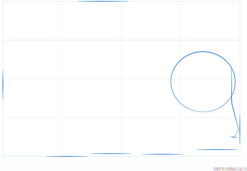 Come Si Disegna Un Riccio Tutorial Per Disegnare