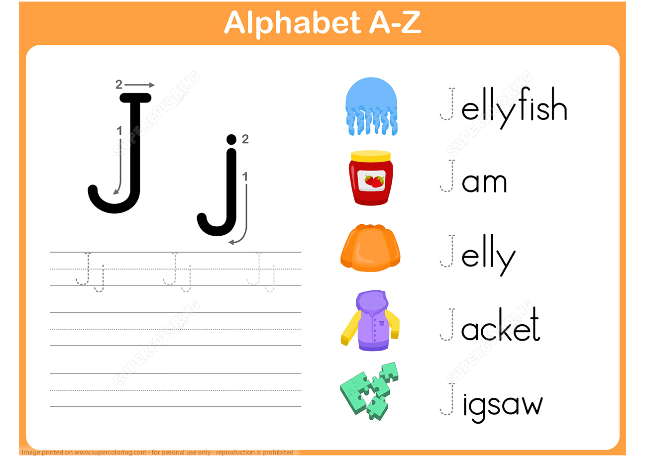 Jigsaw Puzzle Worksheet