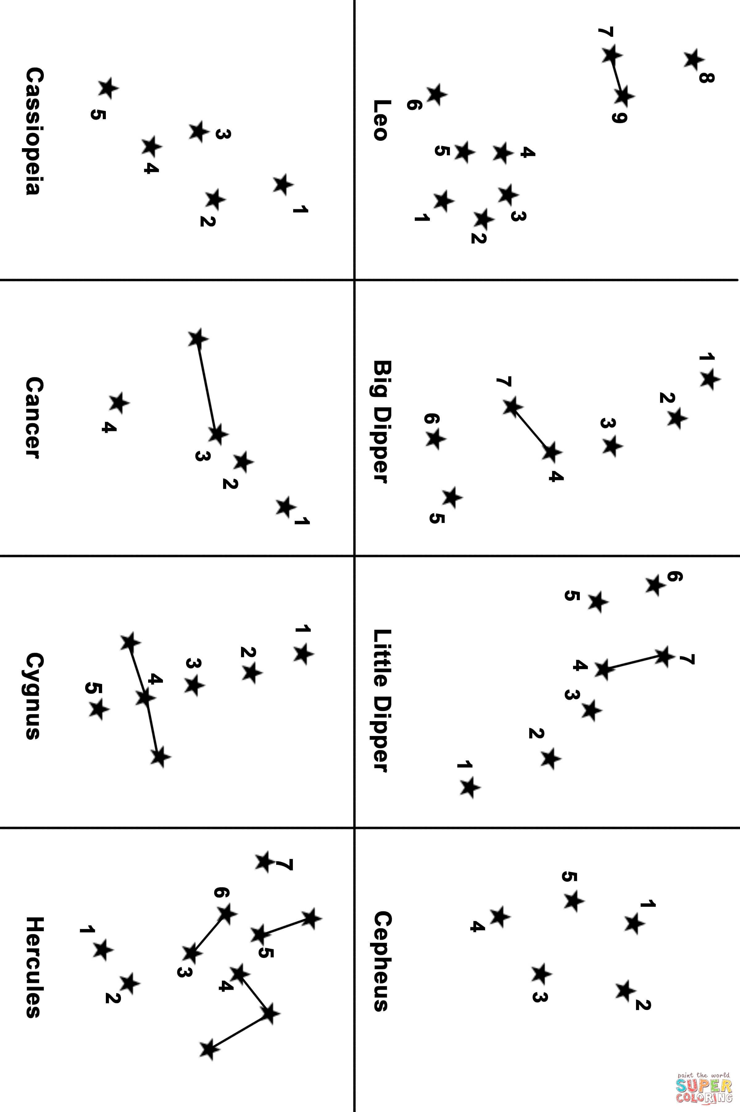 Coordinate Plane Connect Dots Worksheet