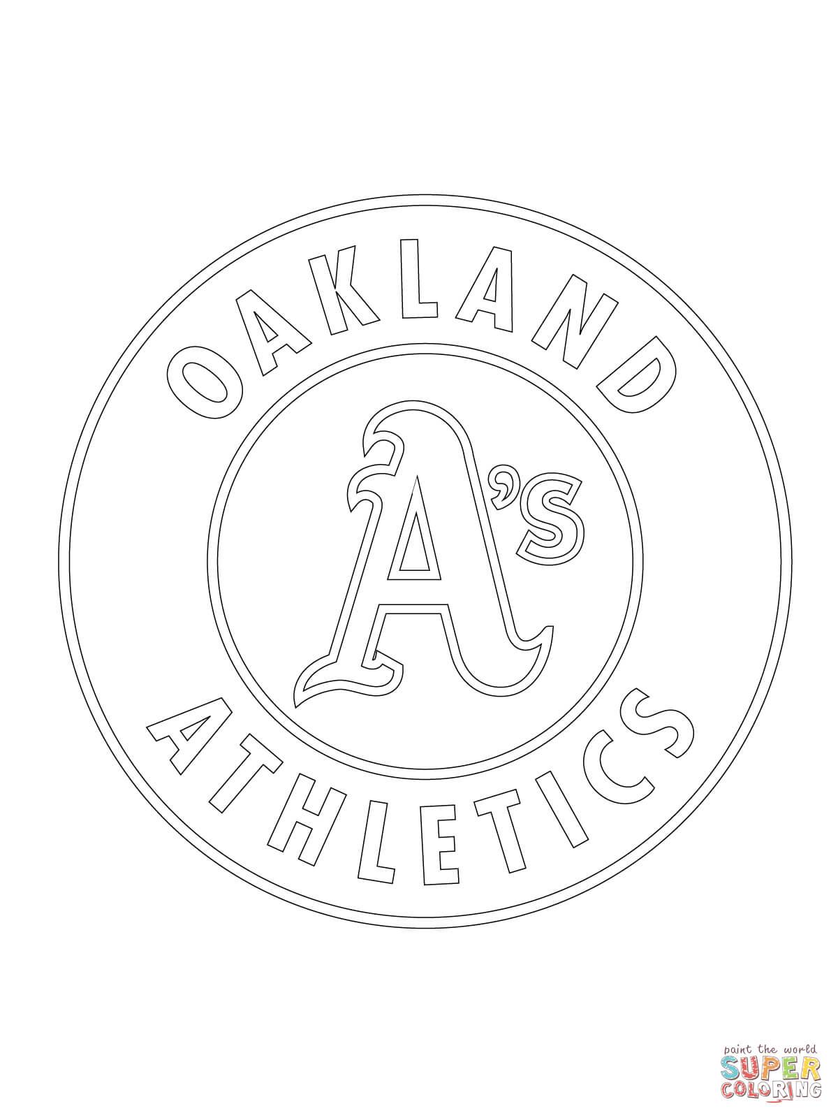 Oakland Raiders Colring