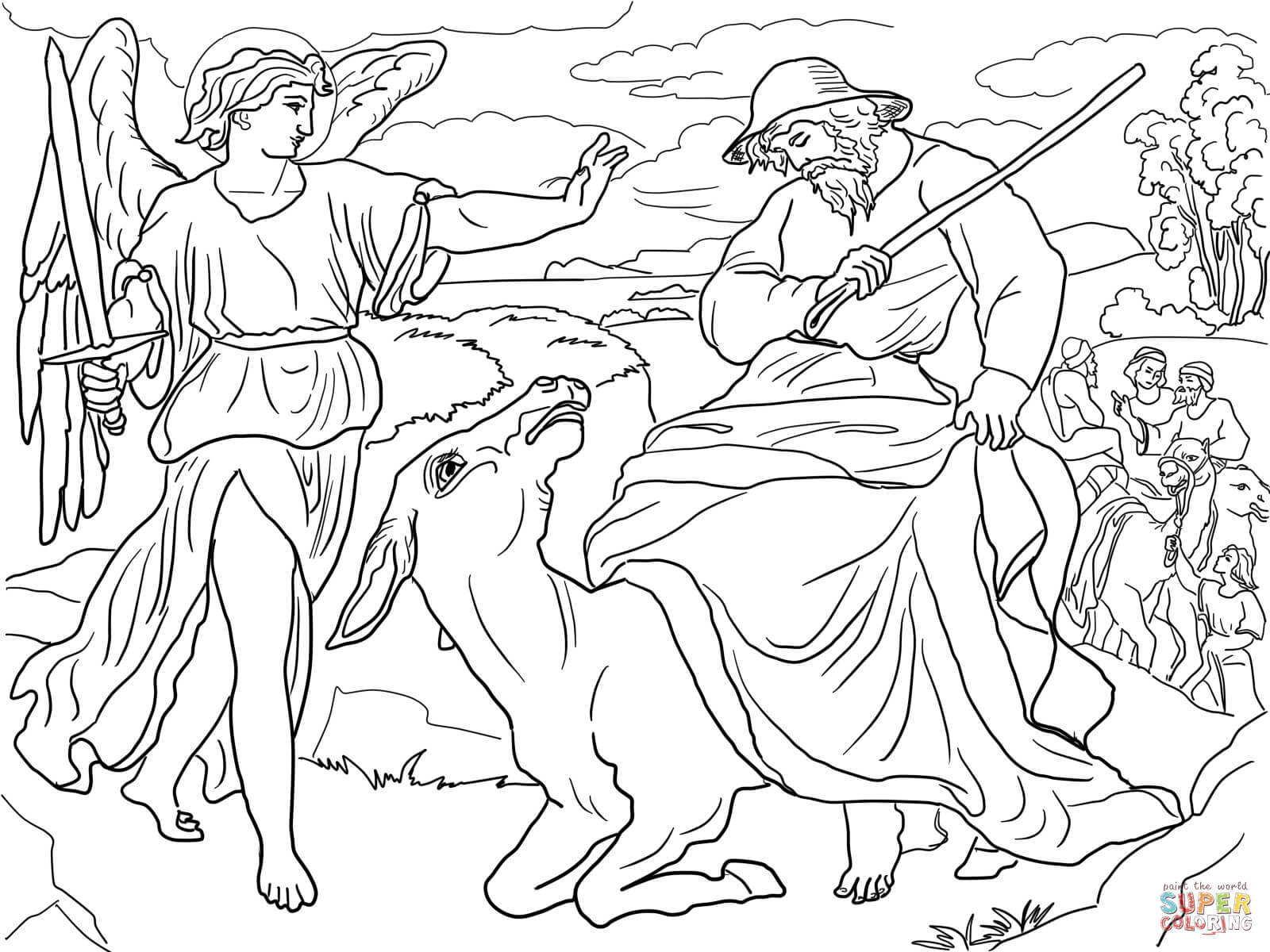 Images About Balaam