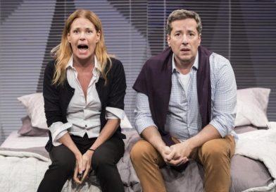 """Comédia """"Que tal nós dois?"""" até Setembro/18 no Teatro Folha"""
