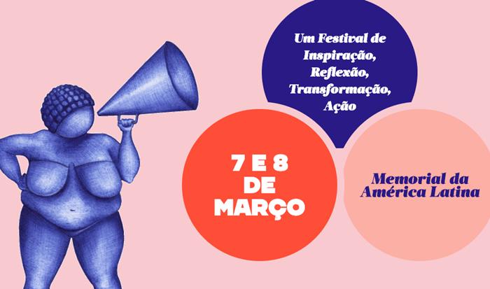 Festival GRLS no Memorial da América Latina