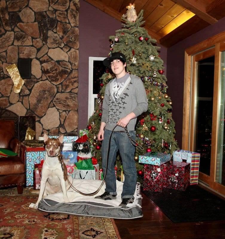 Christmas 2011 at DogAnswers Ranch