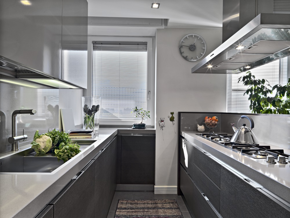 9 Tips For Well Planned Galley Kitchens Superdraft
