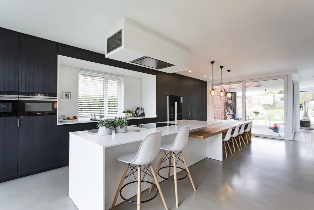 5 Hacks to Make Your Mid-Century Modern Kitchen Layout Better on Images Of Modern Kitchens  id=19732