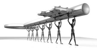 Equipe com Visão de Líder
