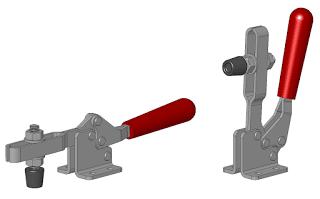 Toggle-clamp_manual_horizontal_3D_closed-opened