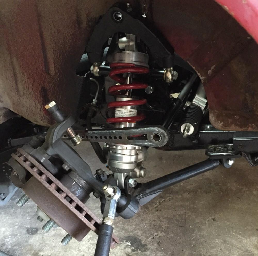 Car motorcycle suspensio 2