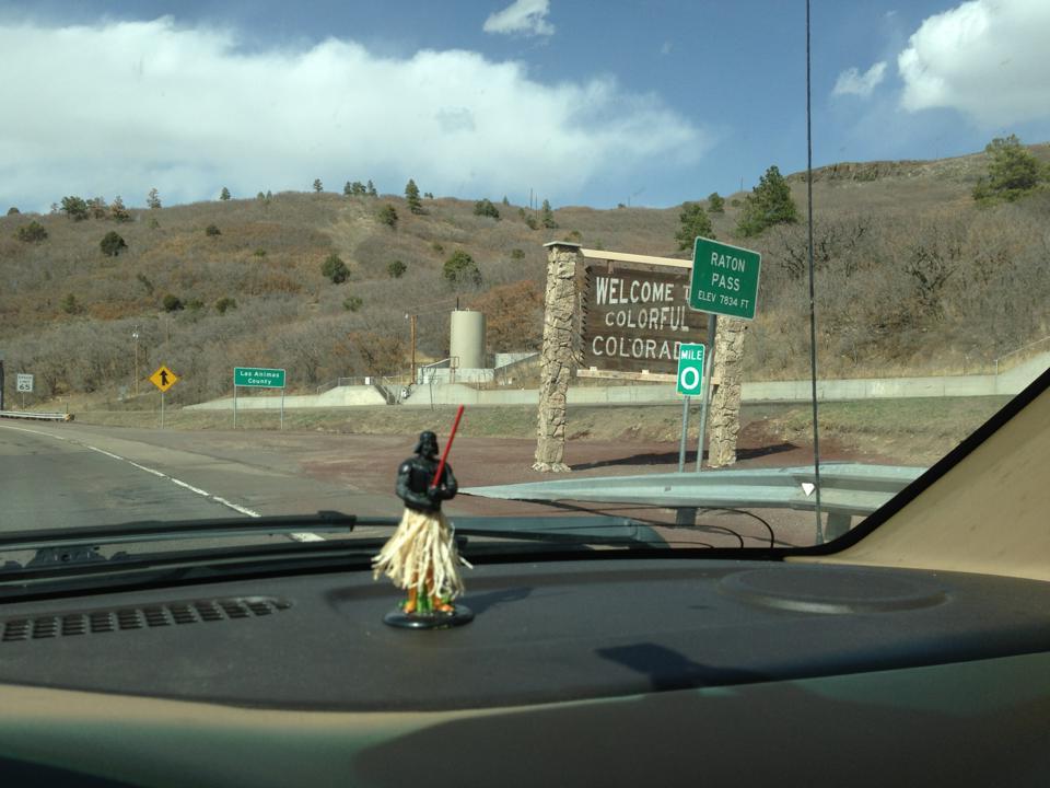 Hula Vader Colorado