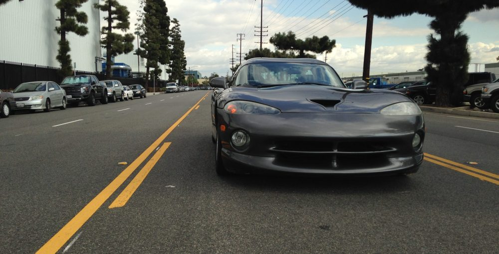 What is it like to daily drive a Dodge Viper?