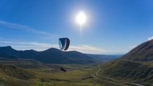 Hatcher Pass Paragliding