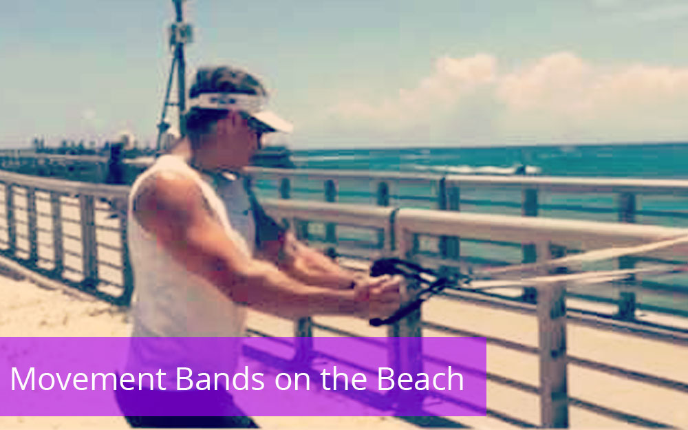 Beach Training Resistance Bands