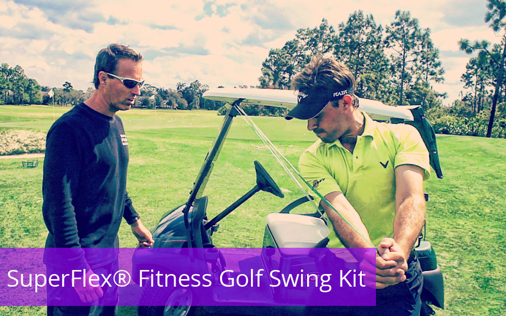 superflex-SuperFlex® Fitness Golf Swing Kit