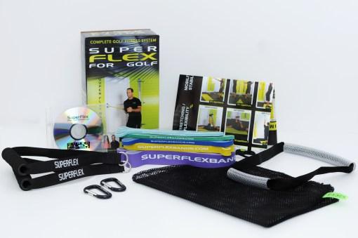SuperFlex Golf Fitness Kit