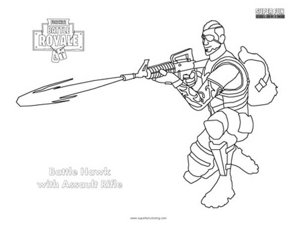 rainbow smash fortnite coloring pages