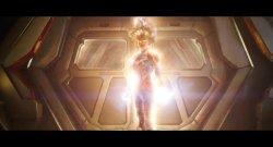 Captain Marvel at Full Power