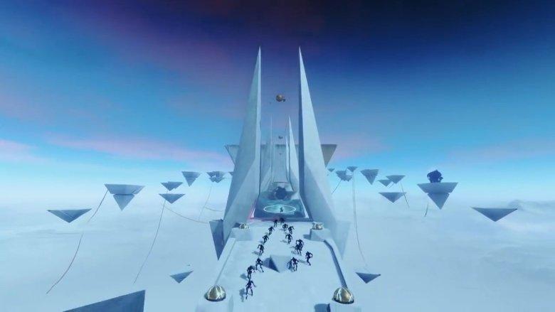 Destiny 2 The Reckoning Challenge Area