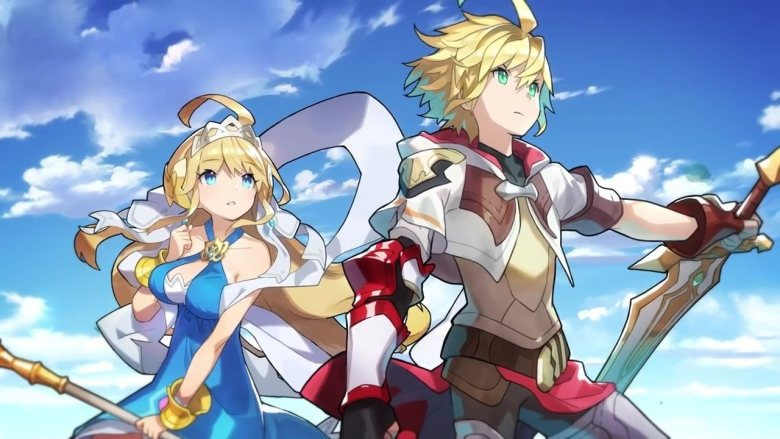 Dragalia Lost Main Characters