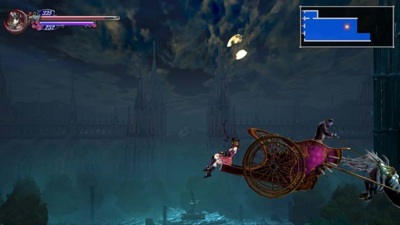 Bloodstained Chariot Ride