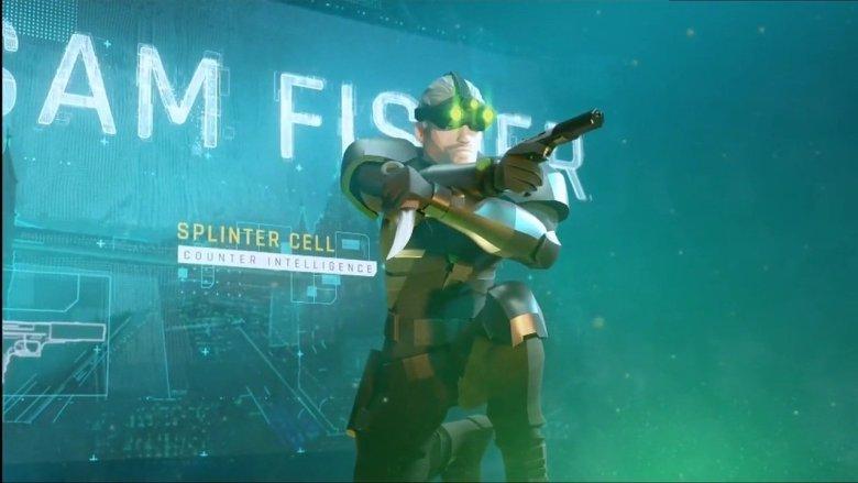 Sam Fisher Ubisoft E3 2019