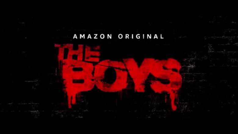 The Boys Title Card